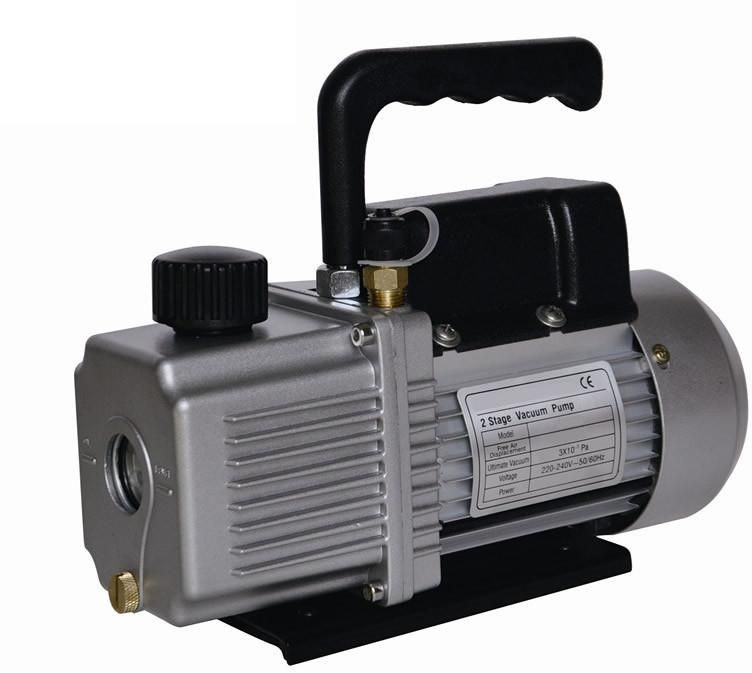 12 0 CFM Two 2 Stage 1HP Vacuum Pump AIR CONDITIONER