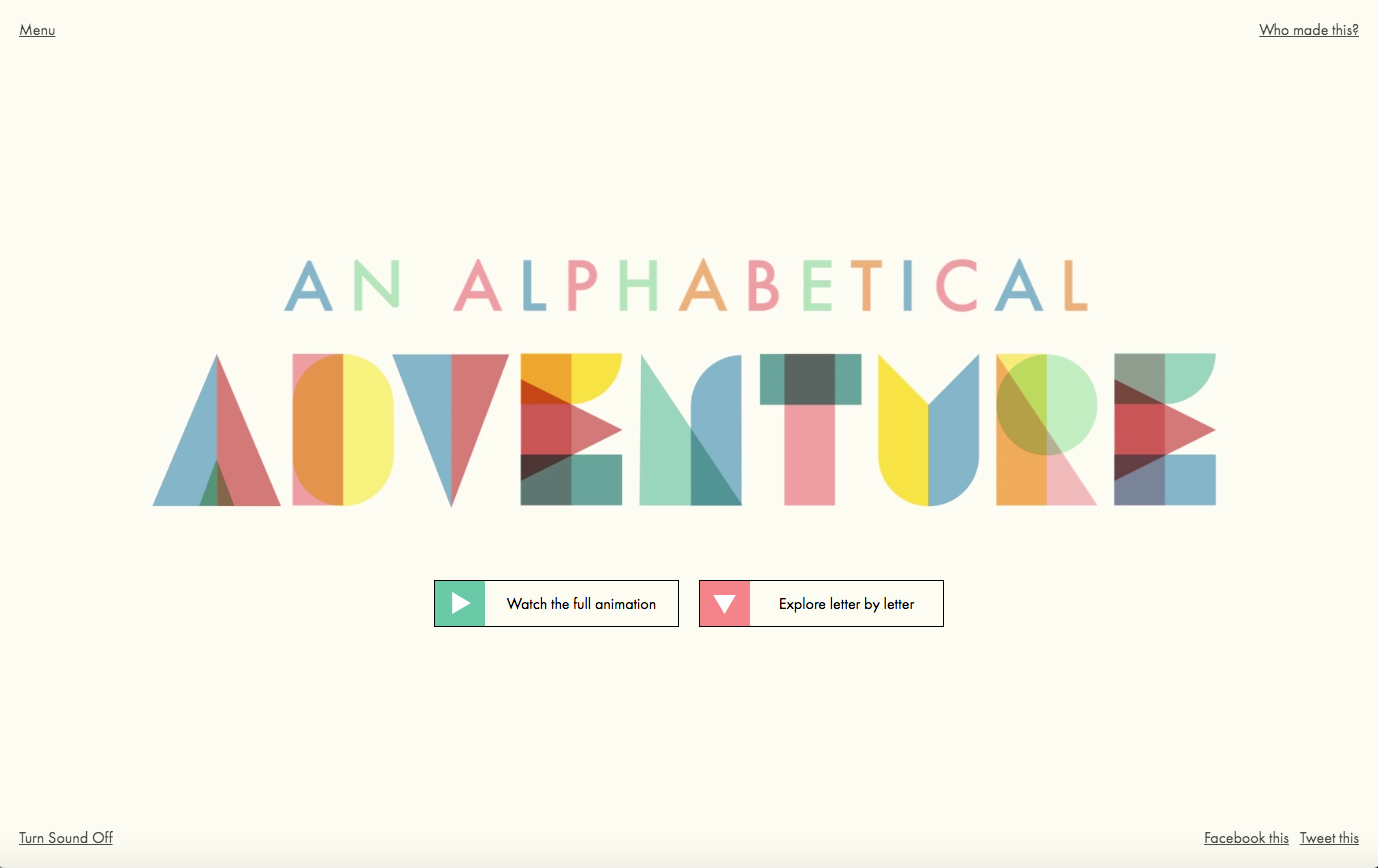 Top 10 Sites For Designers Typography Animation More
