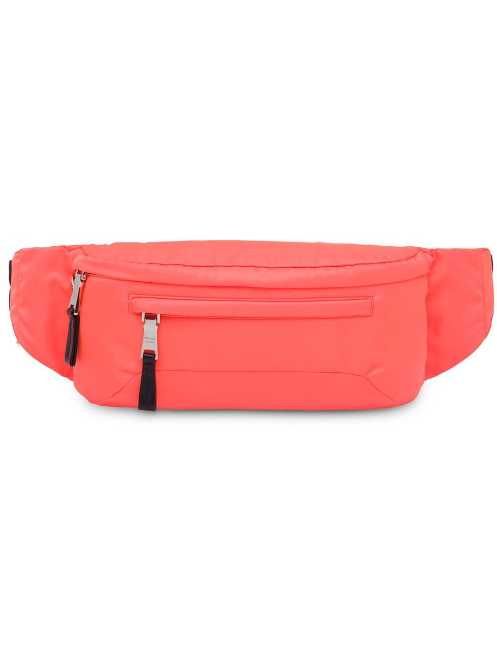 PRADA PRADA TECHNICAL FABRIC BELT BAG - ORANGE.  prada  bags  belt bags   nylon 6bf85817e5