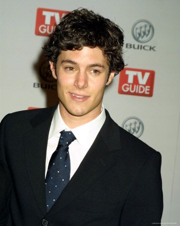 its wrong to call him Adam Brody, he will always be Seth Cohen