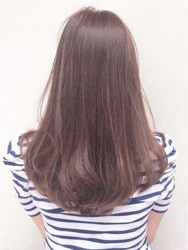 暗めブラウンの人気ヘアカラー 髪色カタログ 初心者でも Hair