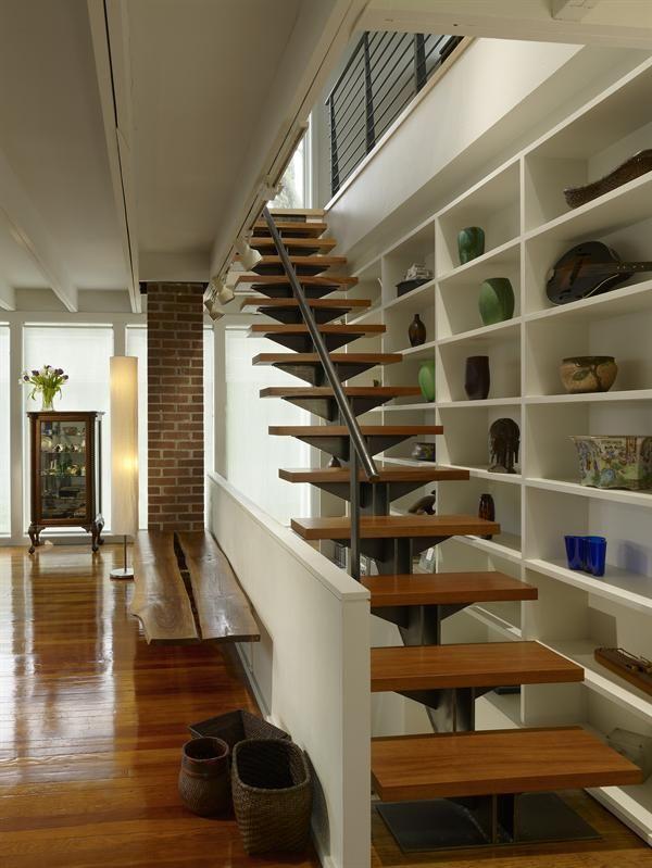 Havertown Residence   Modern   Staircase   Philadelphia   By Studio Agoos  Lovera