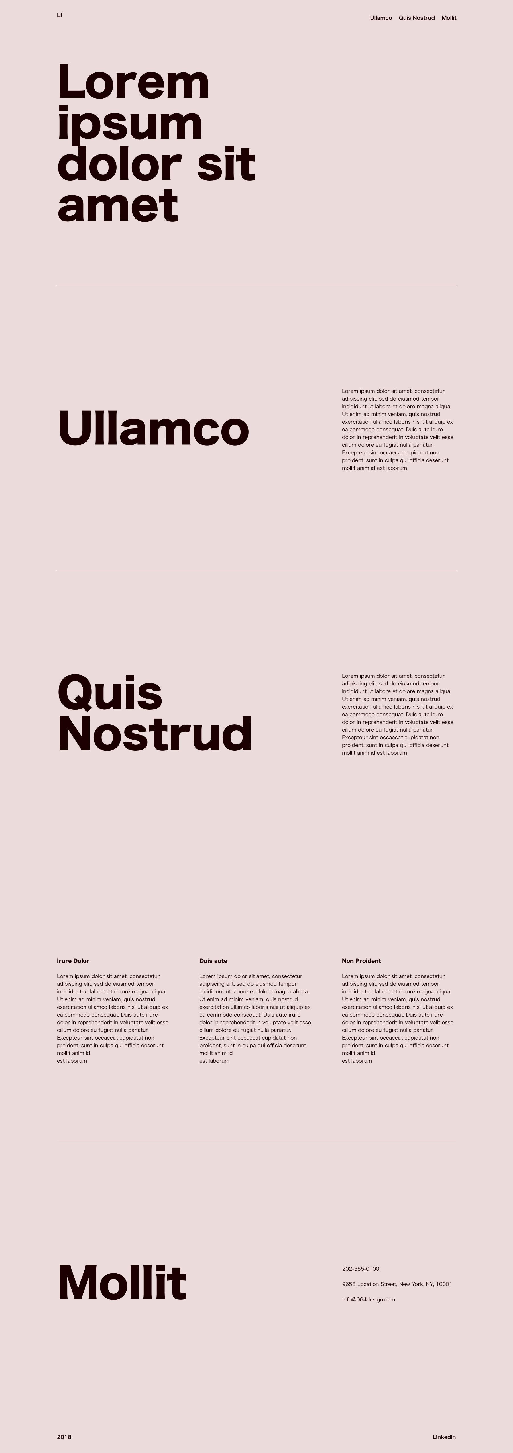 Resume Or Website Template White Design Web Webdesign Graphicdesign Minimal Swiss Portfolio Website Design Minimalist Web Design Typography Book Design