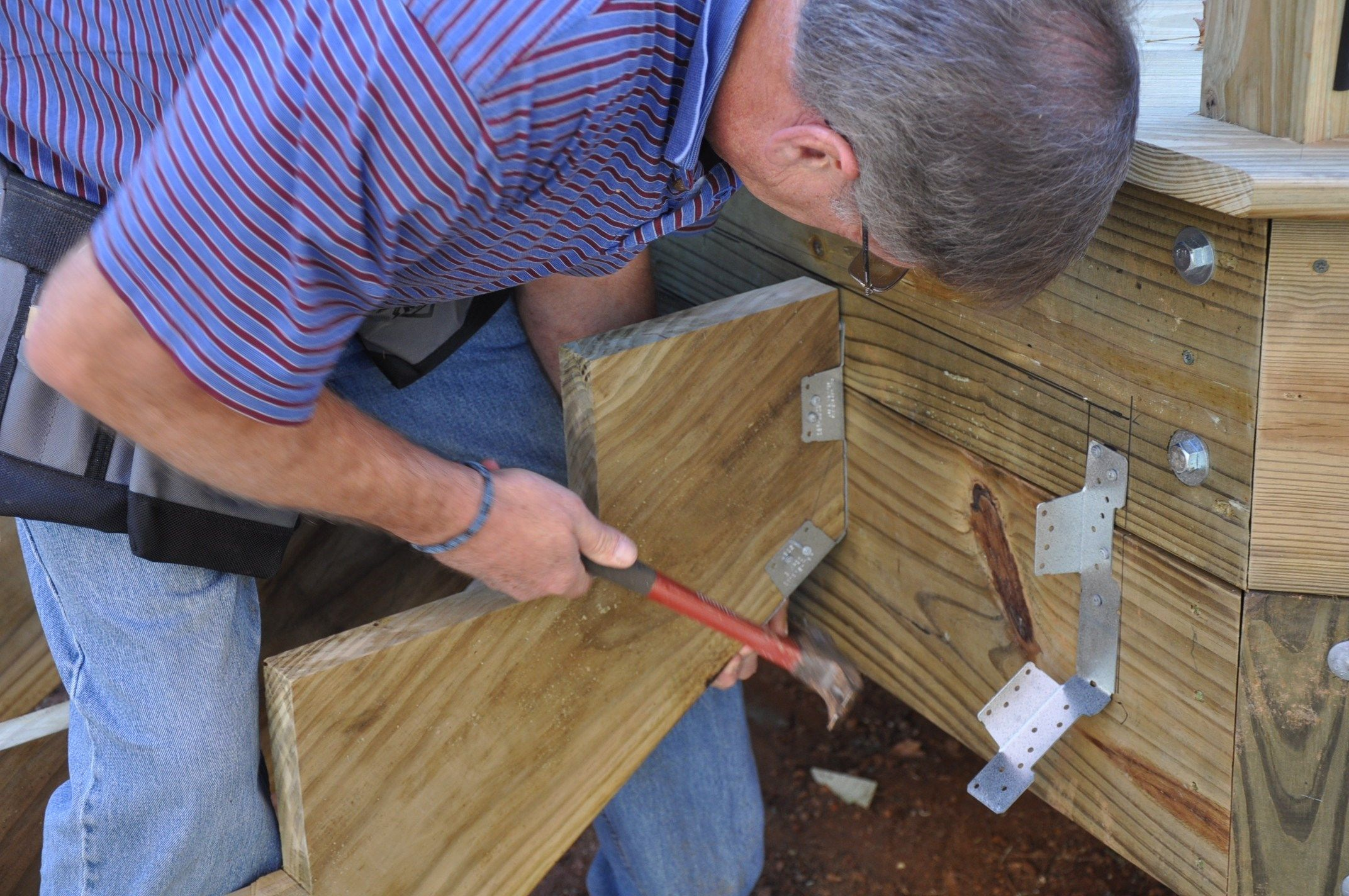Best Step By Step Instructions For Installing 2X12 Stair 640 x 480