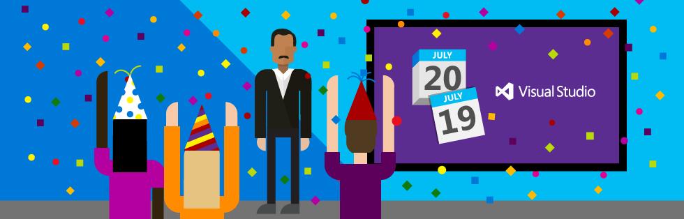Rtm Announcement Page Microsoft Visual Studio Microsoft Visual