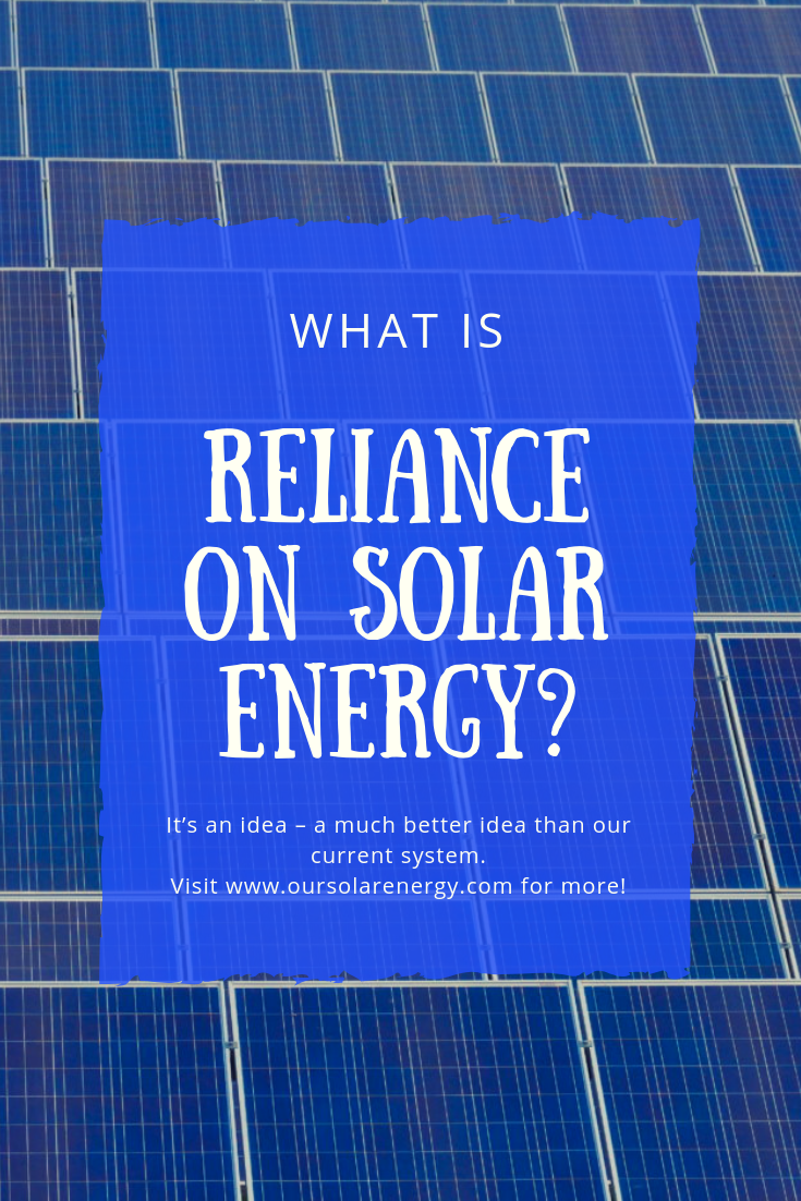 Questions And Answers About Renewable Energy What Is Reliance On Solar Energy Solar Energy Solarenergy Solar Energy Solar Energy Panels Solar Energy Diy