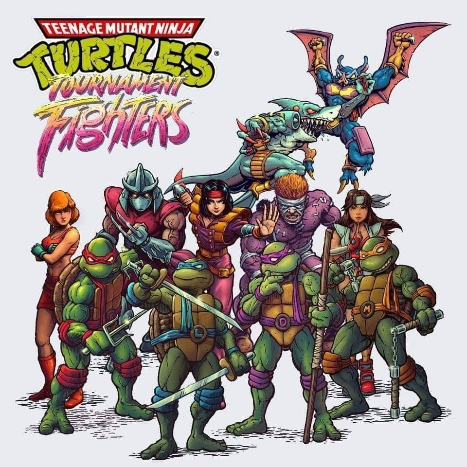 Turtles Tournament Fighters Video Game Art Https Brewwithkits Com Contest Landing Homebrew Ninja Turtles Teenage Mutant Ninja Turtles Art Ninja Turtles Art