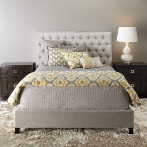 Banzart Piece Bedding Set From Z Gallerie Bedroom Pinterest - Prague bedroom furniture set