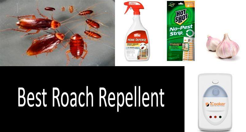 Best Roach Repellents 2020 True Or False Pests Pest Control Repeller