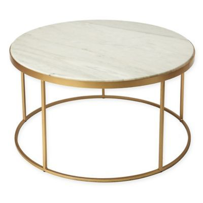 Butler Loft Coffee Table In Gold Products 2019
