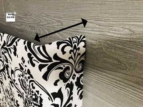 How To Measure And Customize Our Shaped Valance For A Continental