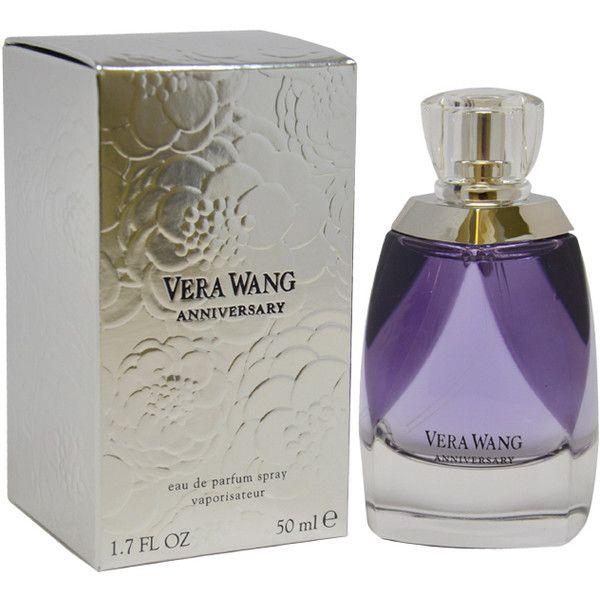 Vera Wang 'Anniversary' Women's 1.7-ounce Eau De Parfum Spray ($23) ❤ liked on Polyvore featuring beauty products, fragrance, vera wang perfume, flower fragrance, vera wang fragrance, vera wang and spray perfume