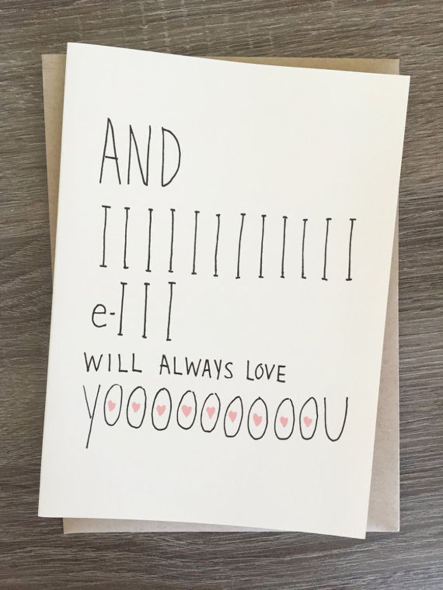 25 Hilarious Valentine S Day Cards For Every Person In Your Life
