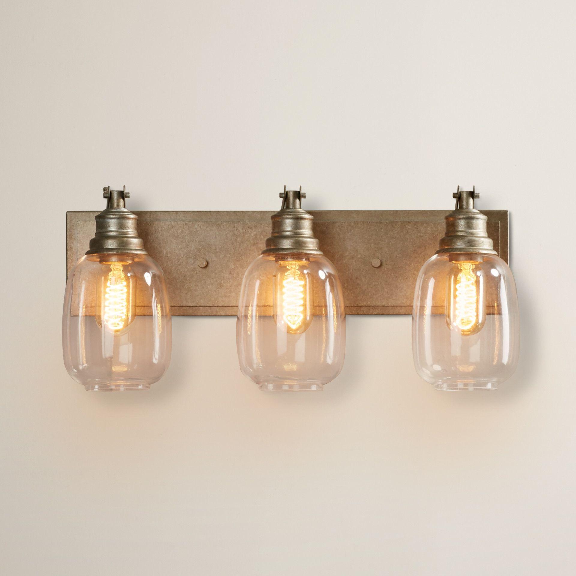 Trent Austin Design Fall River 3 Light Vanity Light