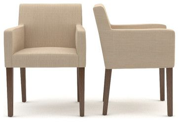 Need To Find Low Back Upholstered Dining Chairs With Arms Low