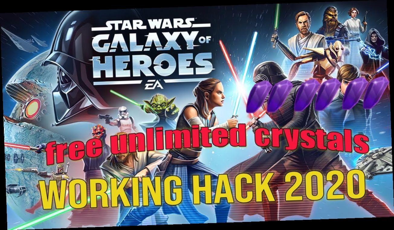 Star Wars Galaxy Of Heroes Hack Tool