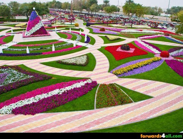 Natural Wonders Al Ain Paradise Garden In Uae Famous Gardens Paradise Garden Gardens Of The World