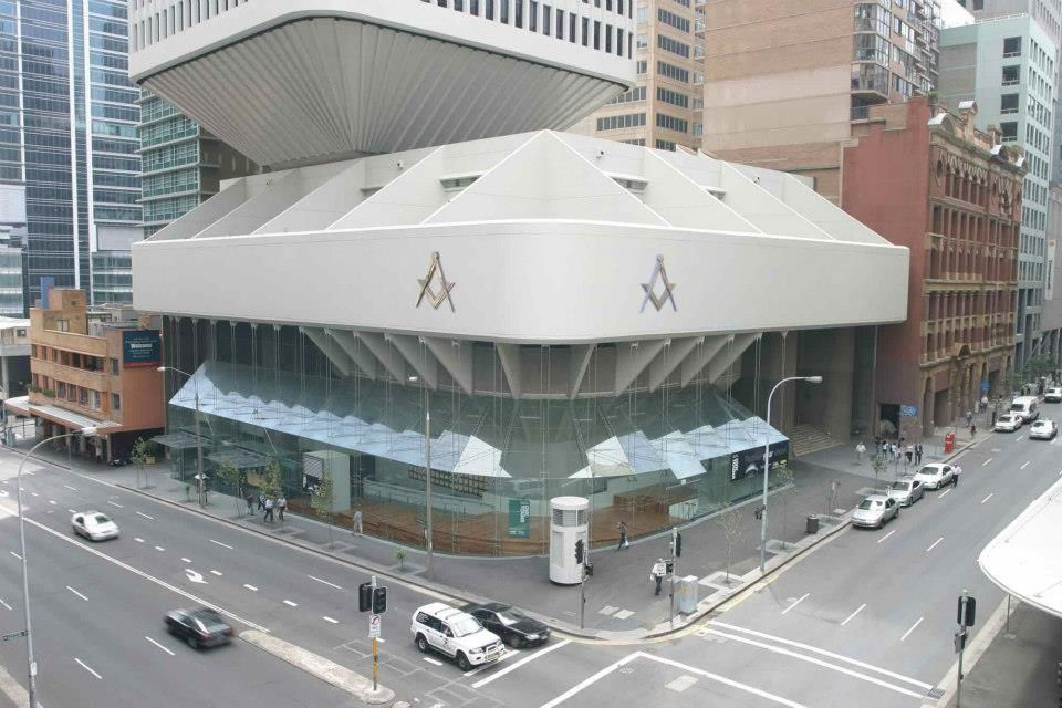 Grand Lodge building NSW ACT