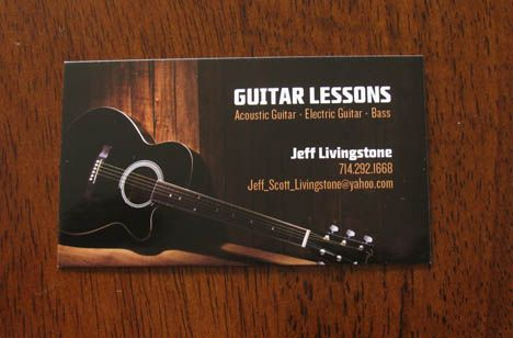 Guitar business cards httpcoolestbusinesscardinspirationcreative guitar business cards httpcoolestbusinesscardinspirationcreative guitar lessons free reheart Image collections