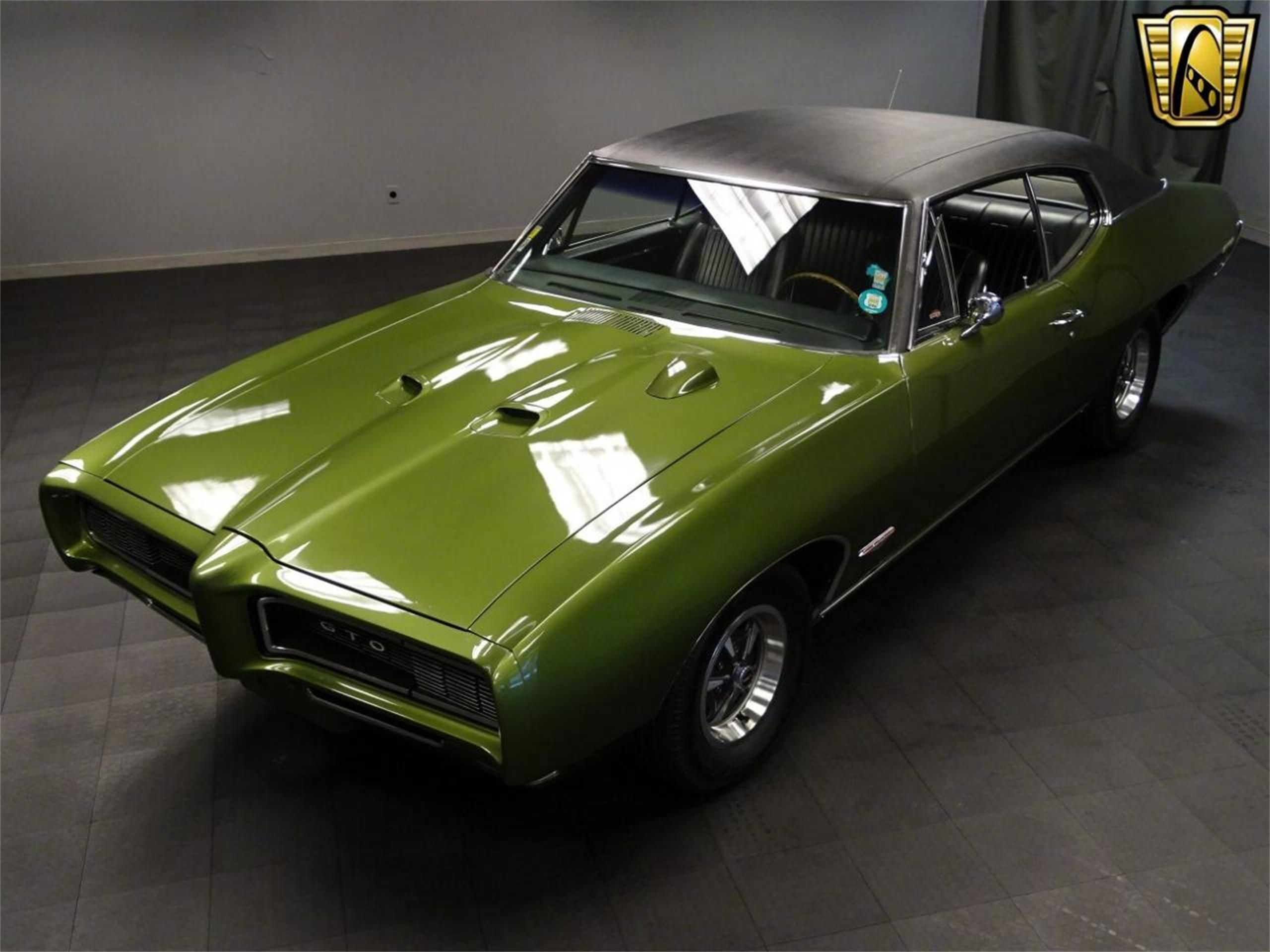 For Sale: 1968 Pontiac GTO in Dearborn, Michigan