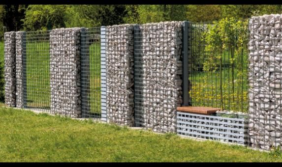 Gabion Wall Architecture Google Search Pinteres