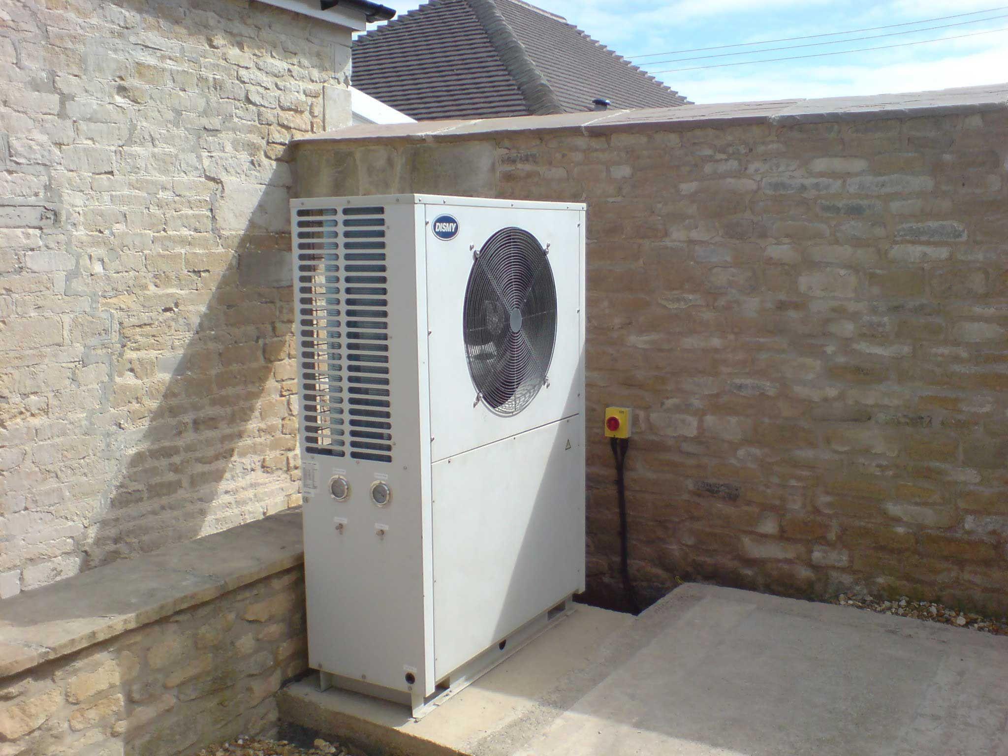 Basics of Heat Pump Ambient air at all temperatures above