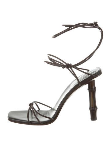 0fd4a5ebe Tom Ford for Gucci bamboo shaped heel sandals | Gucci: (mostly) Tom ...