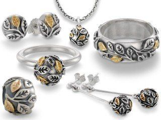 d069e7a52a076 Pandora Tree of Life Sterling 14K Gold series ~ Retired. IMHO this ...