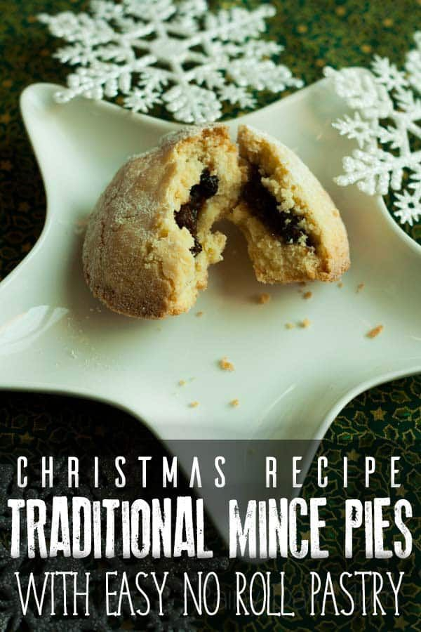 No Roll Easy Kid Friendly Christmas Mince Pies | Recipe ...