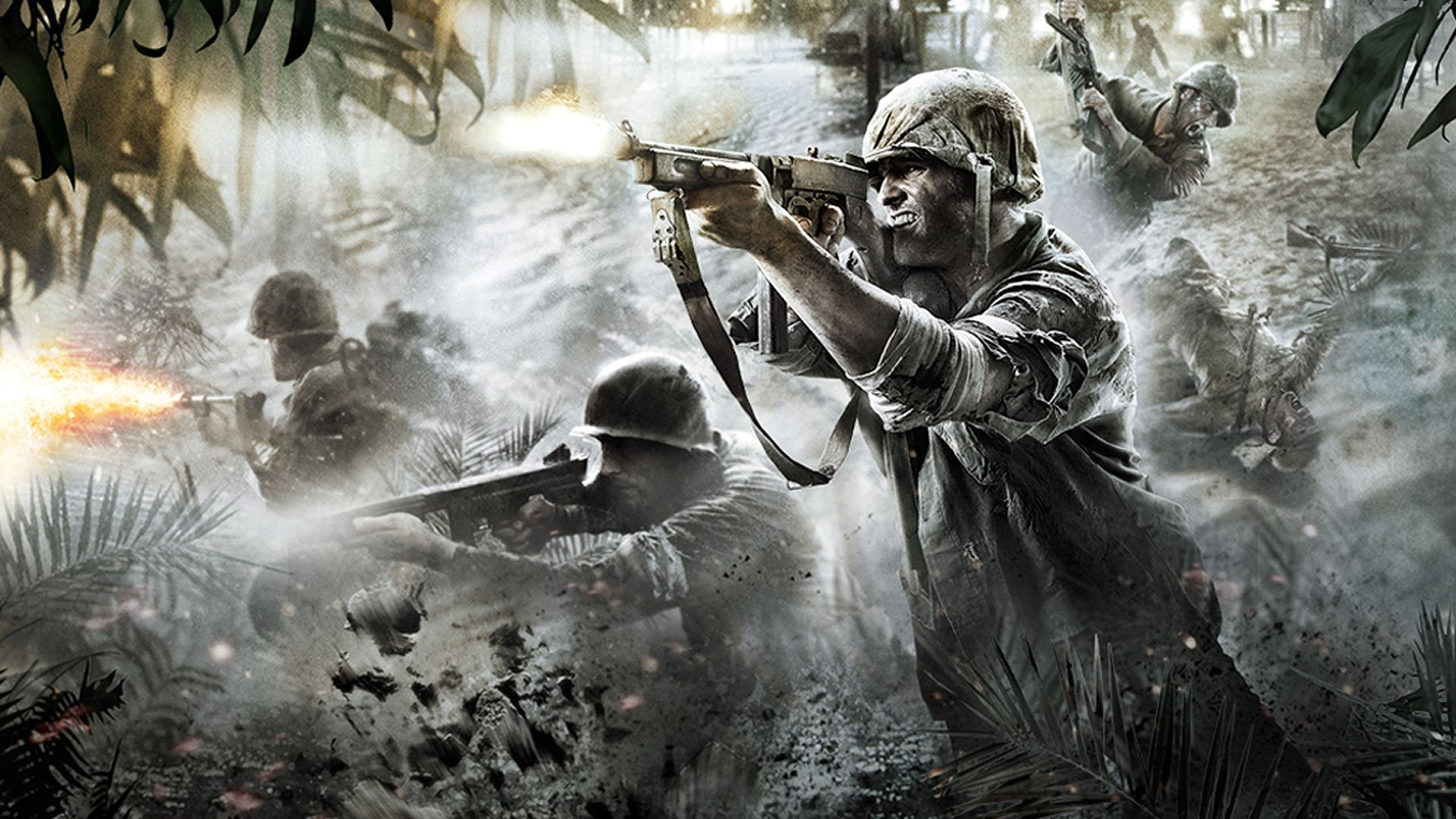 Call Of Duty World At War Wallpaper 1088