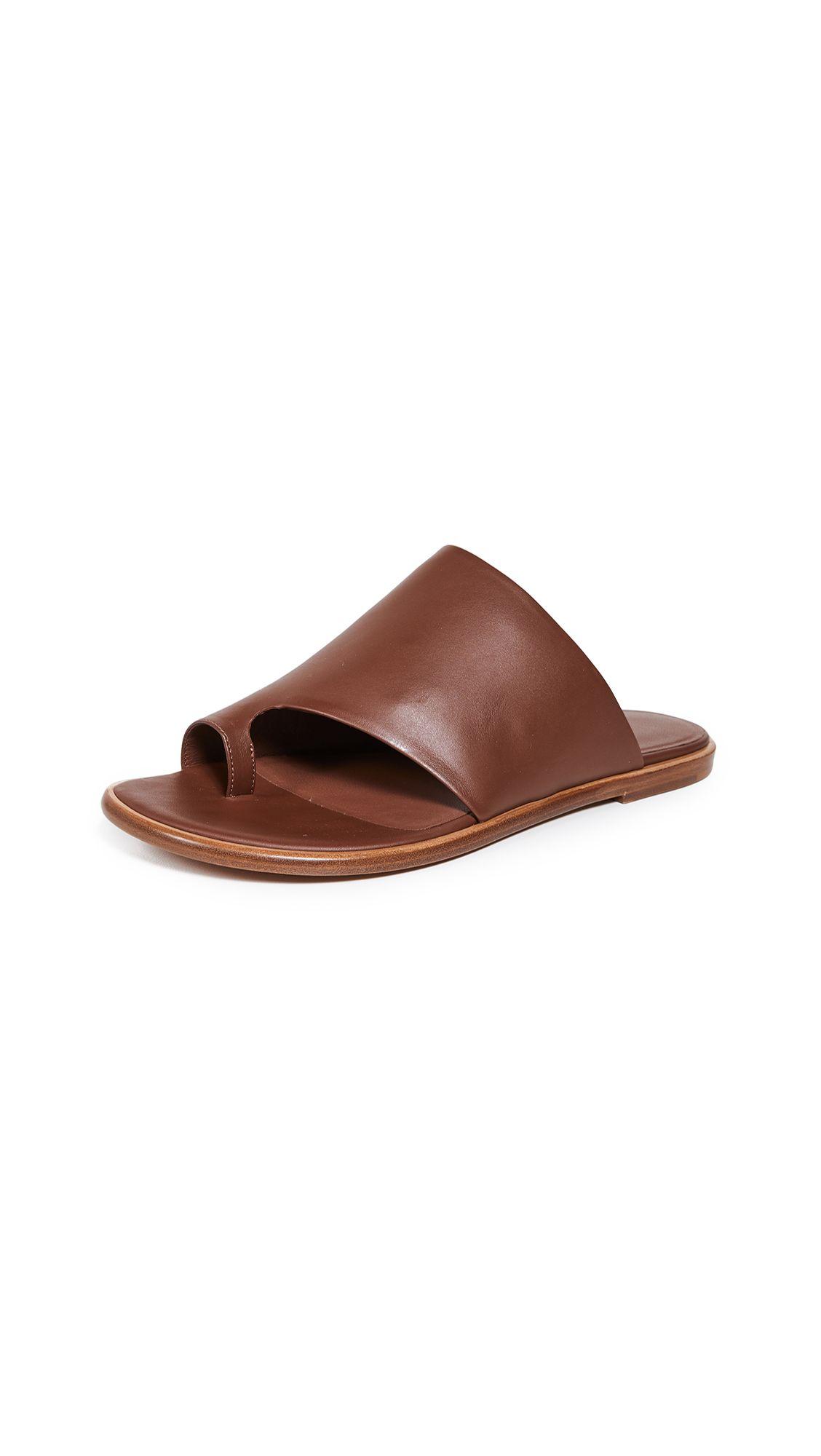 Edris Toe Ring Slide Sandals in 2020