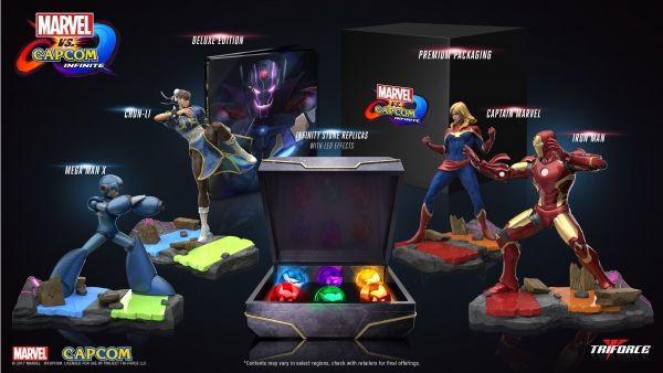 Capcom,PlayStation Experience etkinliğinde tanıtılan dövüş oyunuMarvel vs. Capcom Infinite'inçıkış tarihini açıkladı, 8 yeni karakter duyurdu ve bir de fragmanı bizlerle paylaştı. 5 Marvel 3 de Capcom'dan karakter doğrulandı. Marvel'a karakterler:Ultron,...   http://havari.co/marvel-vs-capcom-infinite-hakkinda-yeni-bilgiler-geldi/