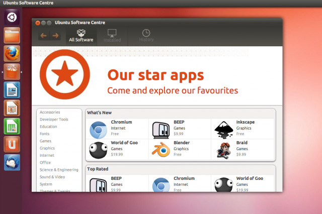"""Canonical asks desktop users to """"pay what you think Ubuntu"""