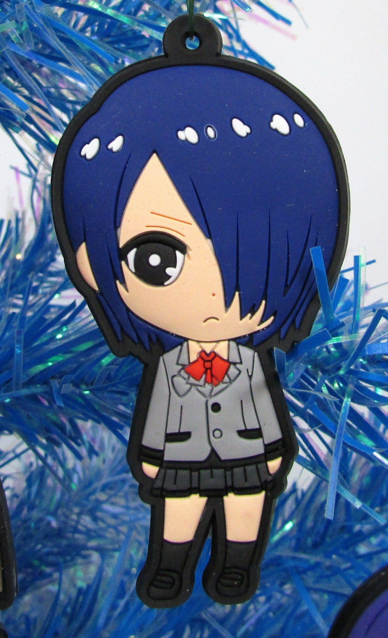 Anime TOKYO GHOUL Holiday Christmas Tree Ornament Set