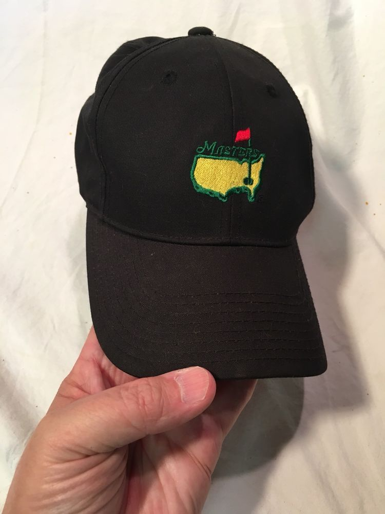 deab8af752a Masters Golf Tournament Golf Hat American Needle brand adjustable Augusta   AmericanNeedle  BaseballCap