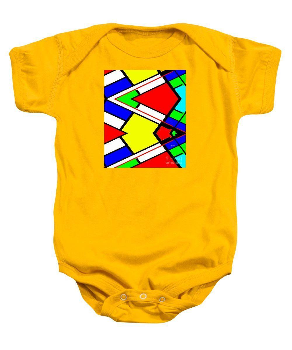 Baby Onesie - Geometric 9710