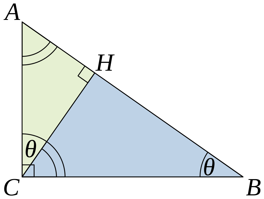 Proof Using Similar Triangles