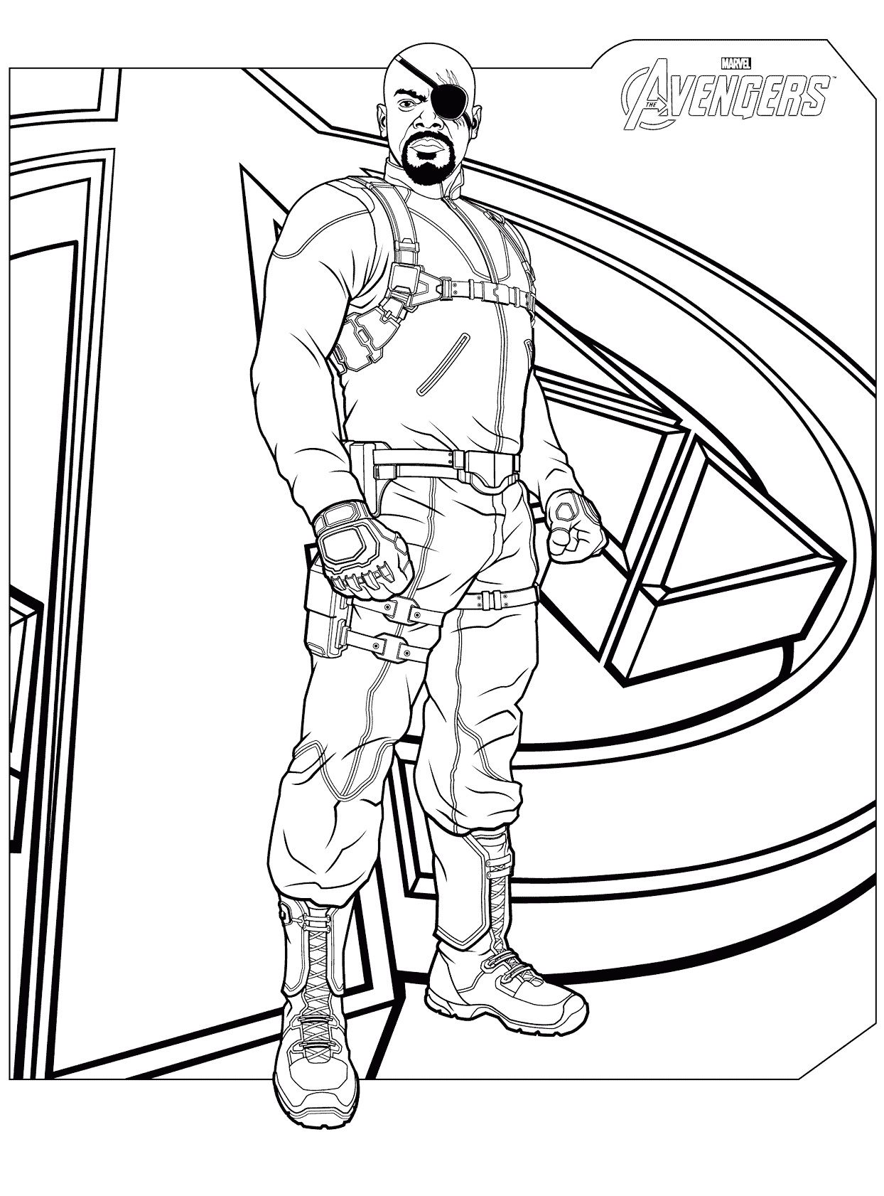Avengers Coloring Pages Marvel Coloring Avengers Coloring
