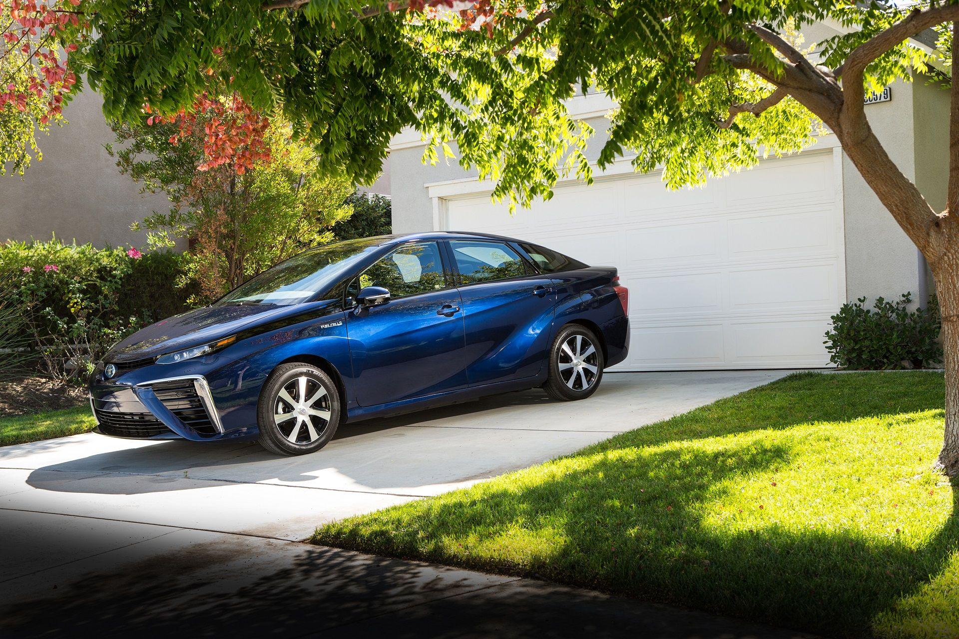 2017 Toyota Mirai Hydrogen car, Hydrogen powered cars