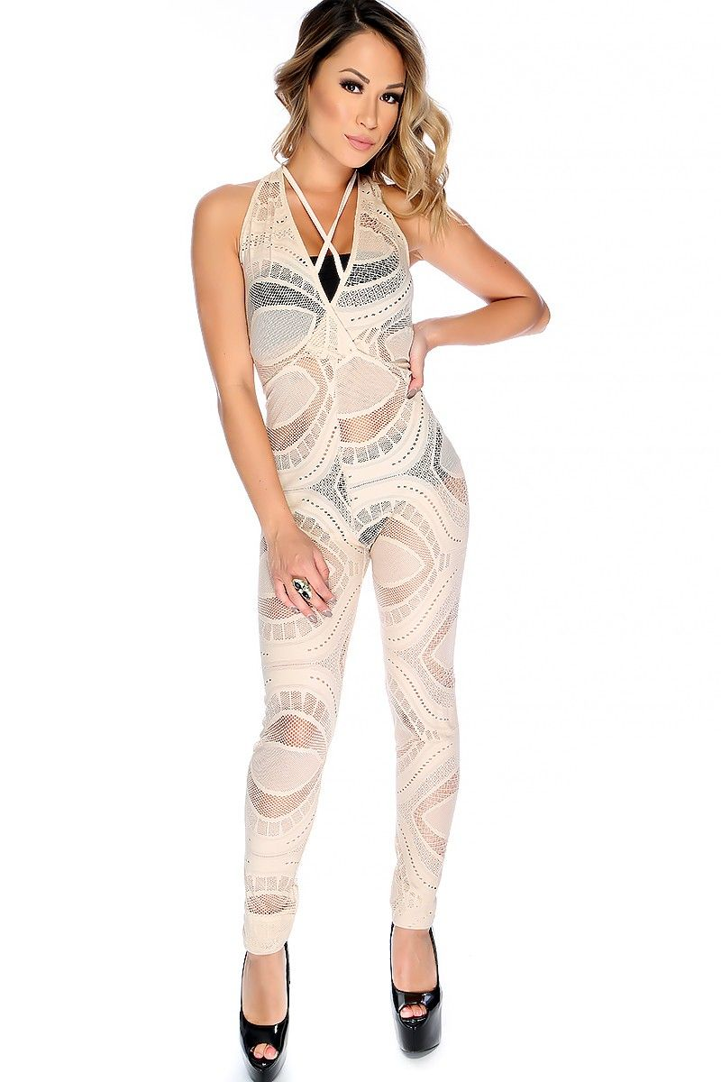 e73503871598 his sexy jumpsuit is a must have for a night out with the girls! It  features  bold colors