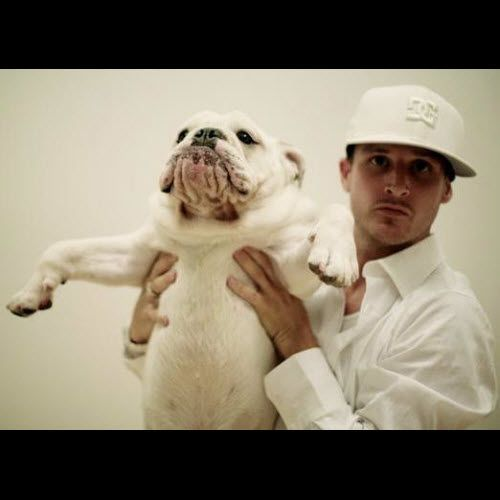 Love the dog (Beefy) and Rob is one of my hero's