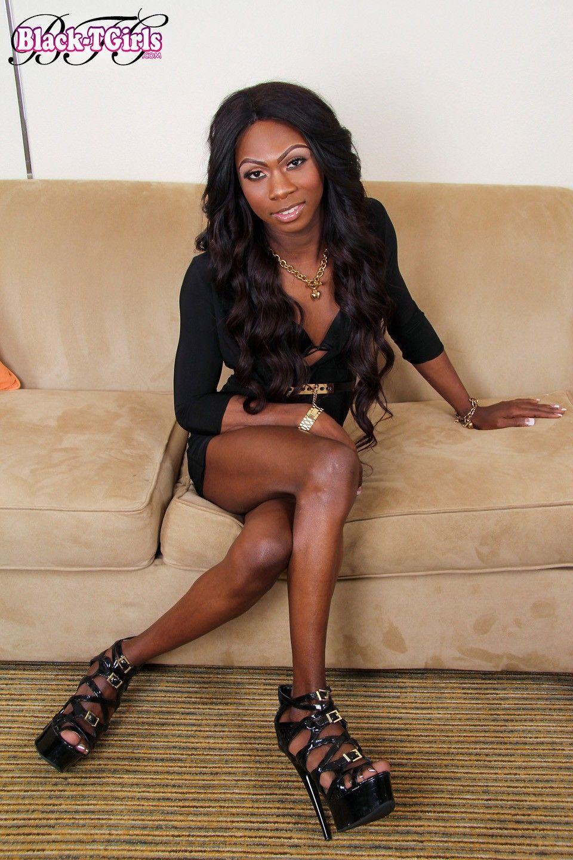 Ebony transexual videos