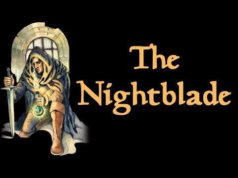 Skyrim Build: The Nightblade - Oblivion Class Restoration