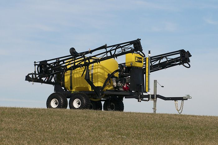 60 Foot Unverferth Sprayer Featured Sprayers Atv Implements Atv
