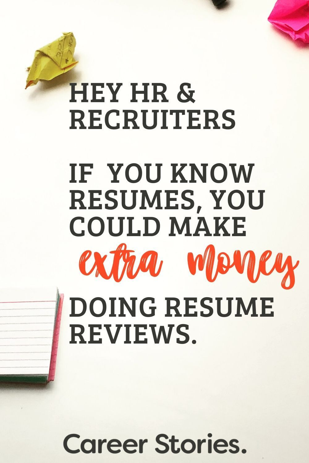 How to review a client's resume (and add a business line