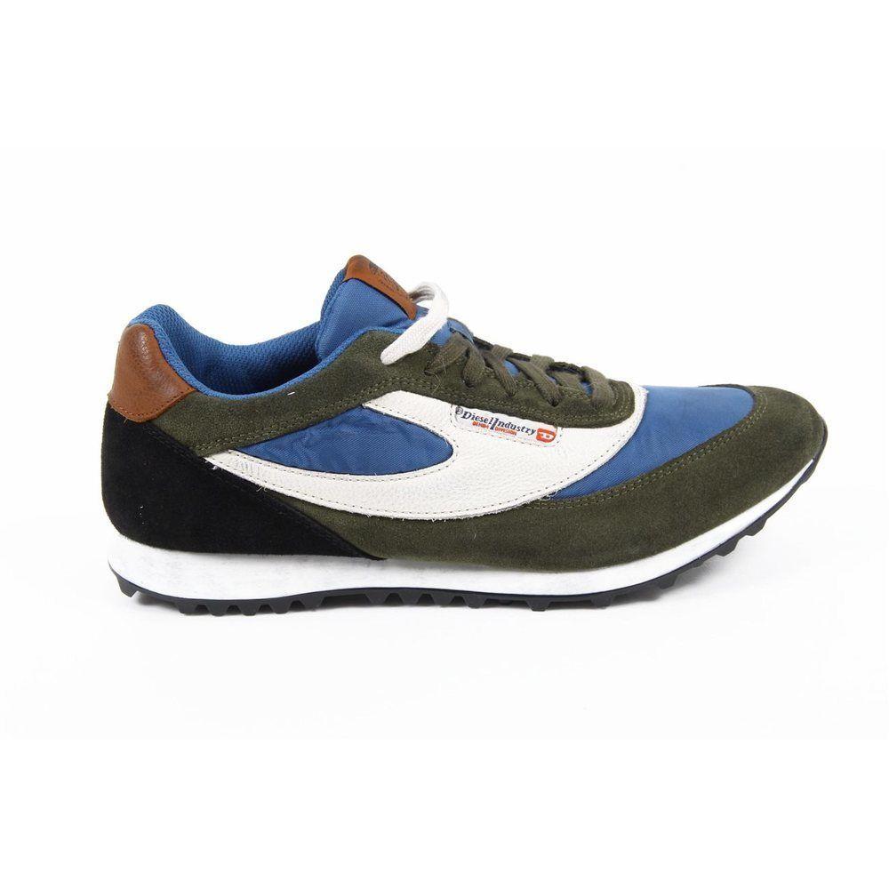 Multi Color 42 EUR - 9 US Diesel mens sneakers SHARKEROZ Y01110 ...