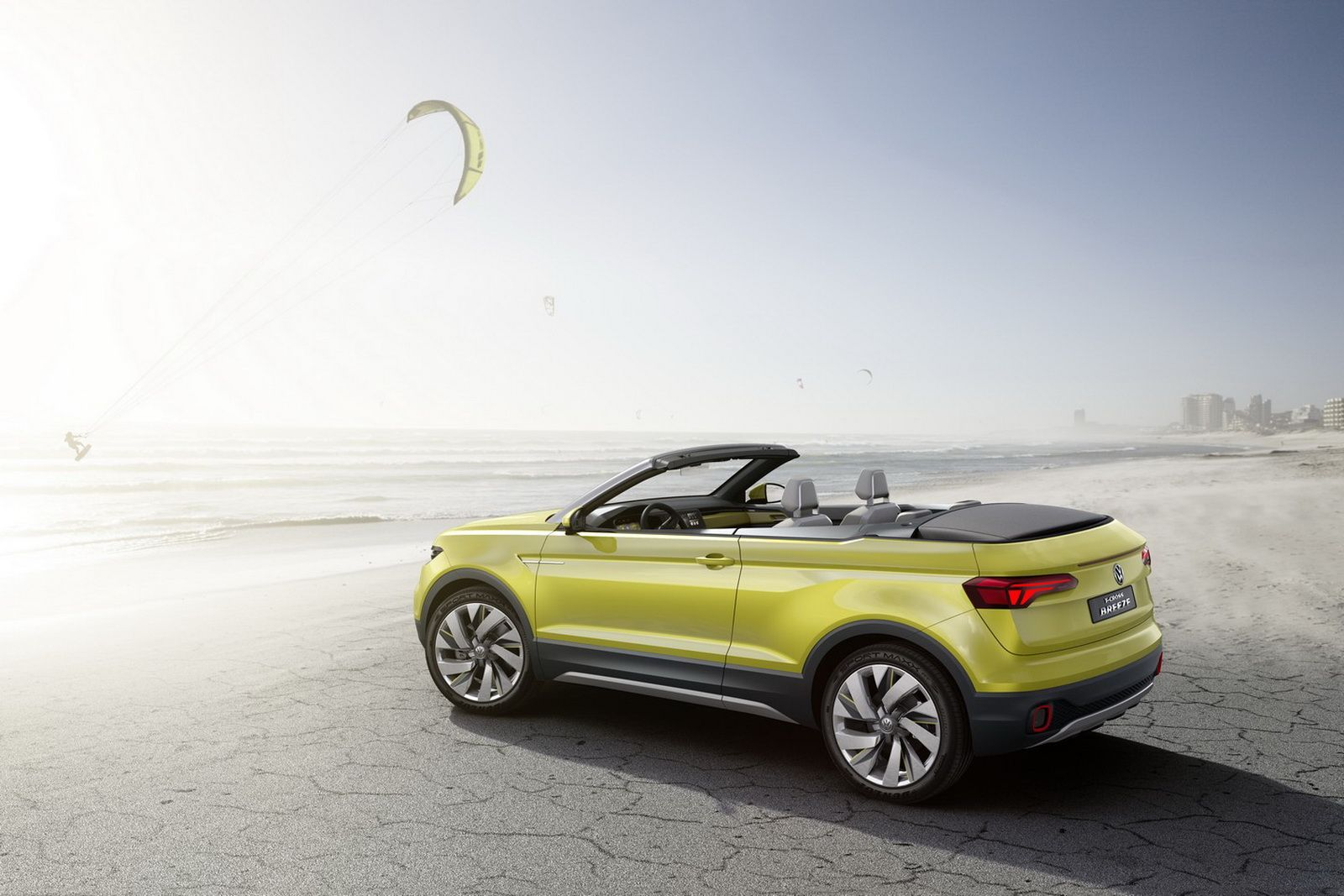 VW T-Cross Breeze Concept Is Like The RR Evoque Cabrio From Germany... [New Pics]