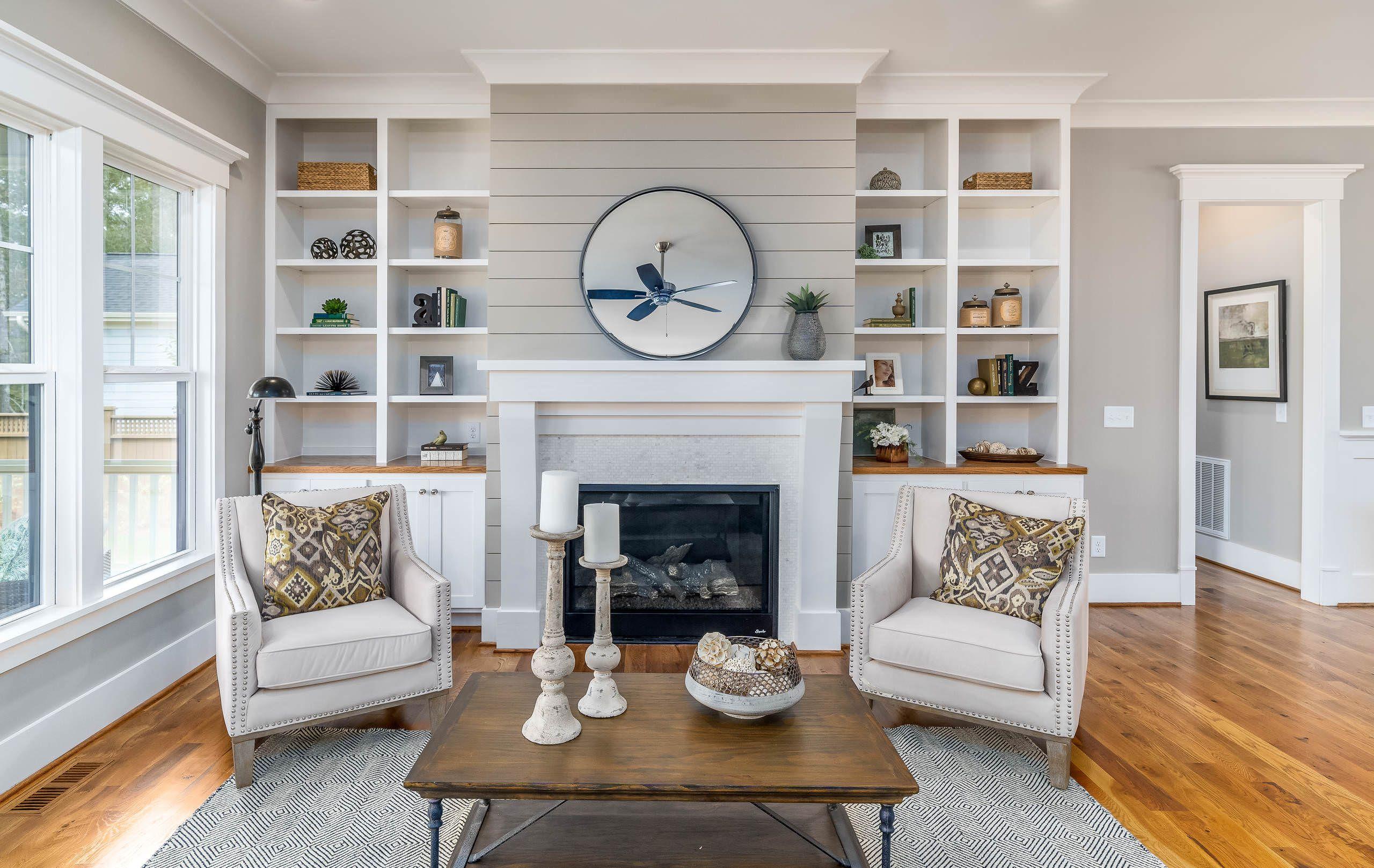 How To Get The Farmhouse Style Living Room | Farmhouse ...