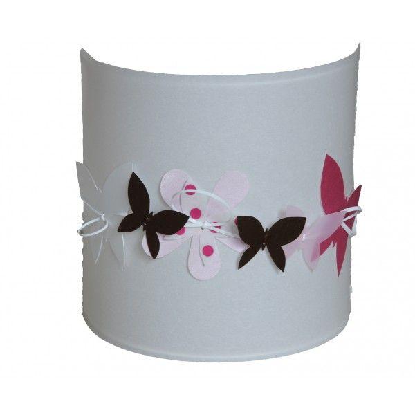 applique papillon chambre petite fille 62€ | papillon | pinterest
