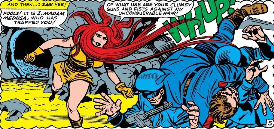 The All Encompassing Marvel Comics, movie Universes